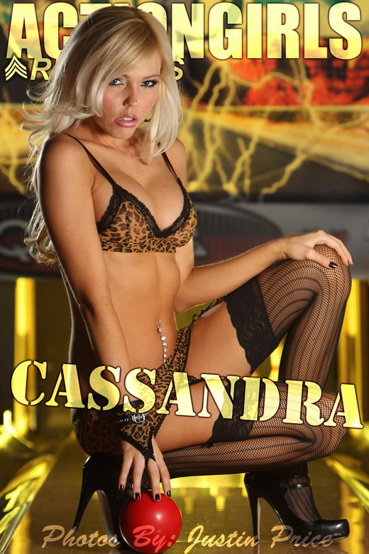 Cassandra - `Bowling` - by Justin Price for ACTIONGIRLS
