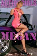 Megan - Pink Latex