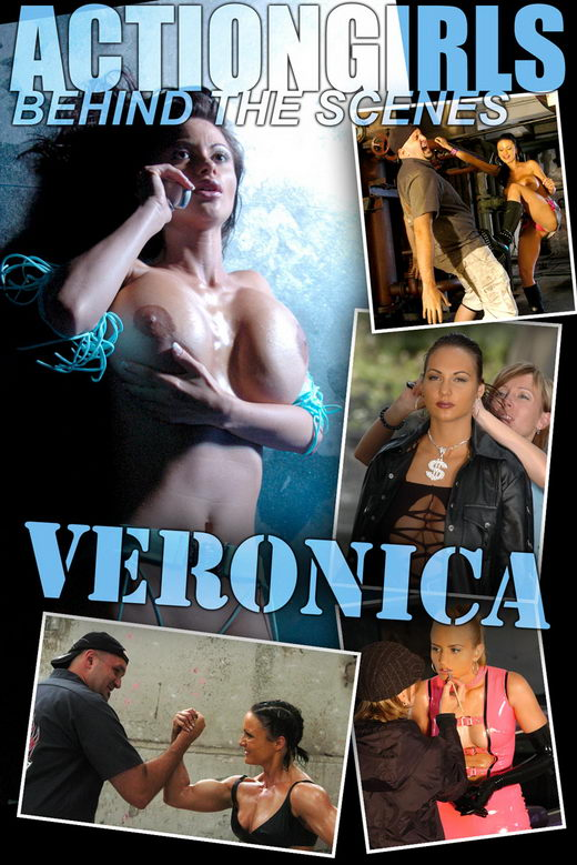 Veronica - `Game` - for ACTIONGIRLS