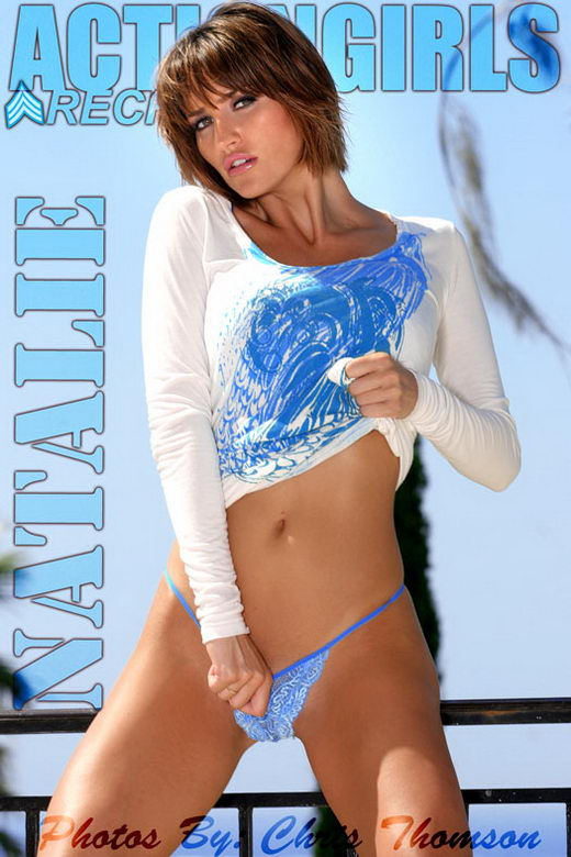 Natalie - `Blue Sky` - by Chris Thomson for ACTIONGIRLS