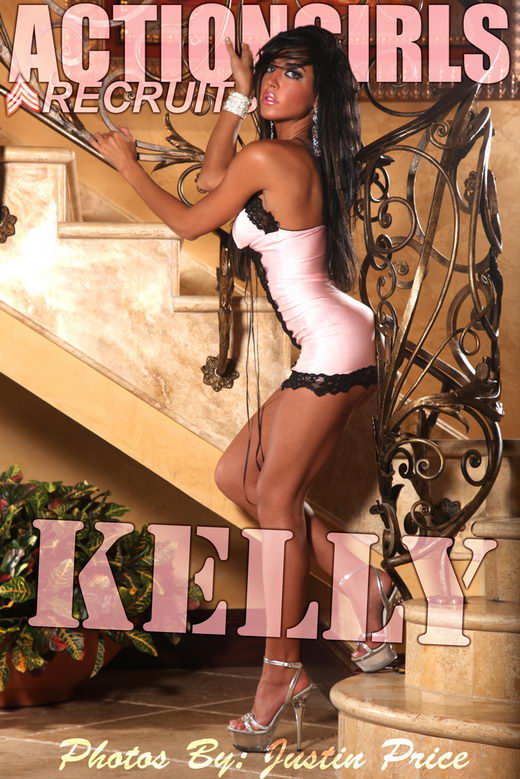 Kelly - by Justin Price for ACTIONGIRLS