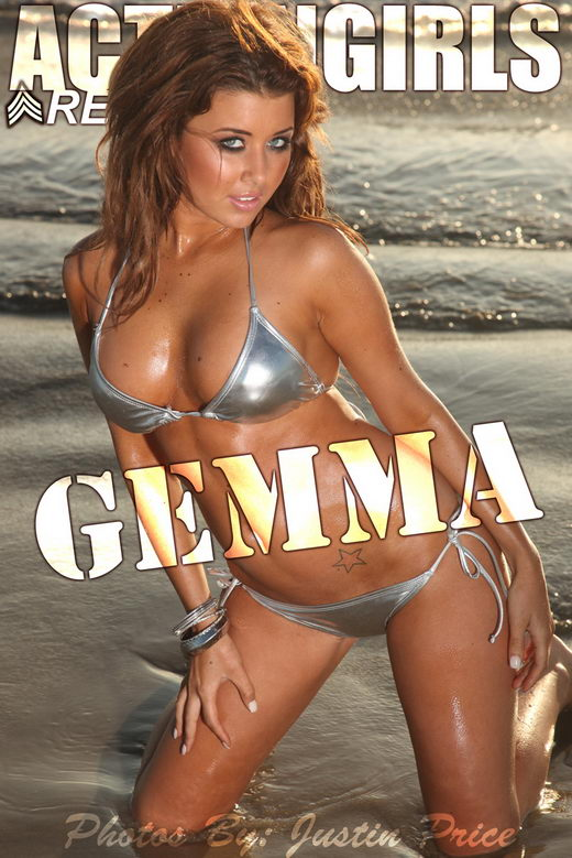 Gemma - `Silver` - by Justin Price for ACTIONGIRLS