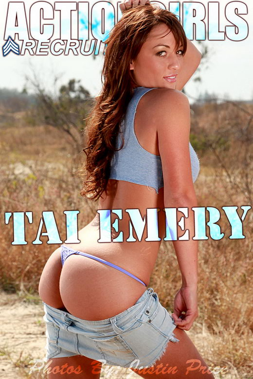 Tai Emery - `Outback` - by Justin Price for ACTIONGIRLS