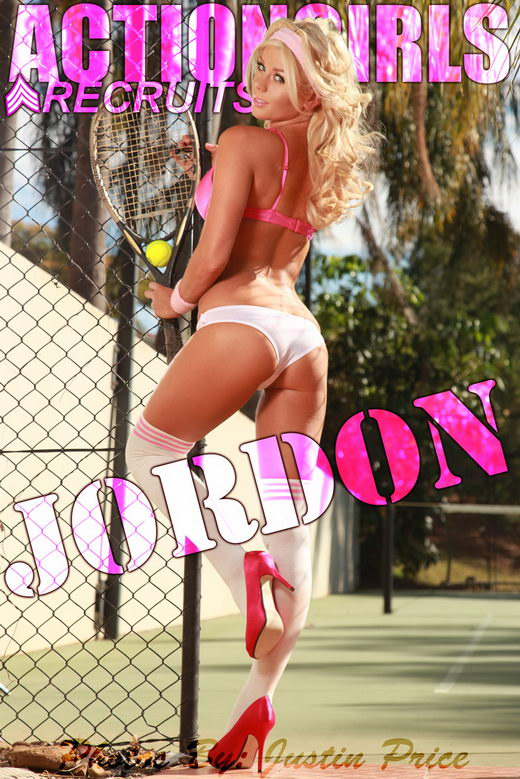 Jordon - `Tennis` - by Justin Price for ACTIONGIRLS