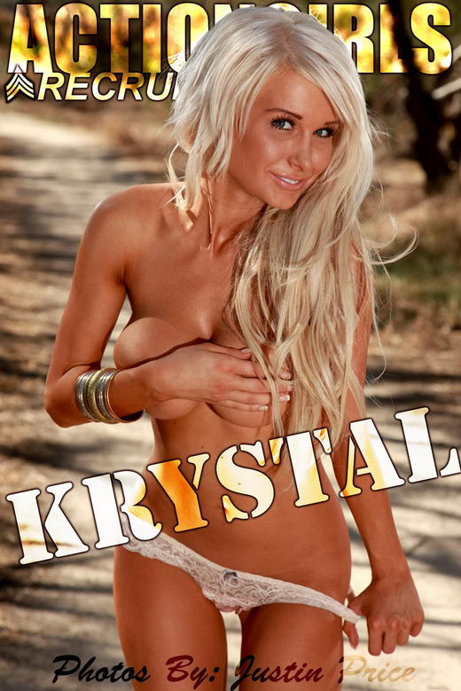 Krystal - `Crossroads` - by Justin Price for ACTIONGIRLS