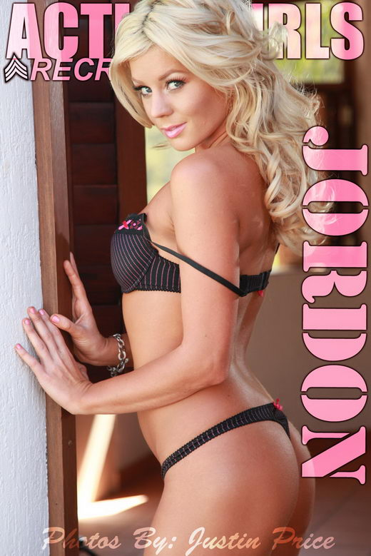 Jordon - `Pink N Black` - by Justin Price for ACTIONGIRLS