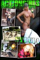 Sylvia Saint - Behind The Scenes