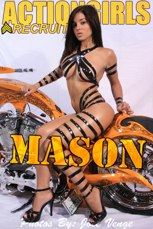 Mason - `Chopper` - by Joel Venge for ACTIONGIRLS