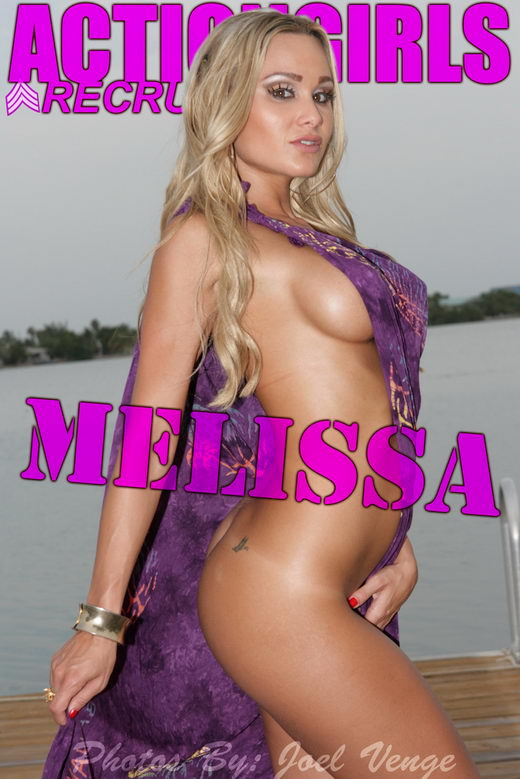 Melissa - `Purple` - for ACTIONGIRLS
