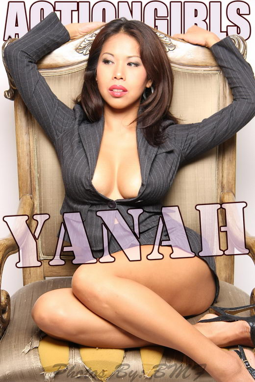 Yana - `The Boss` - for ACTIONGIRLS