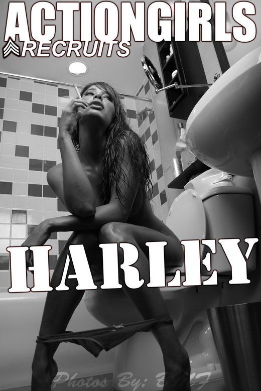 Harley - `Shower` - for ACTIONGIRLS