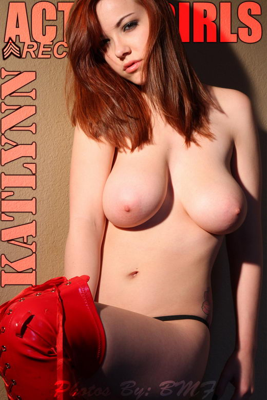 Katlynn - `Red` - for ACTIONGIRLS