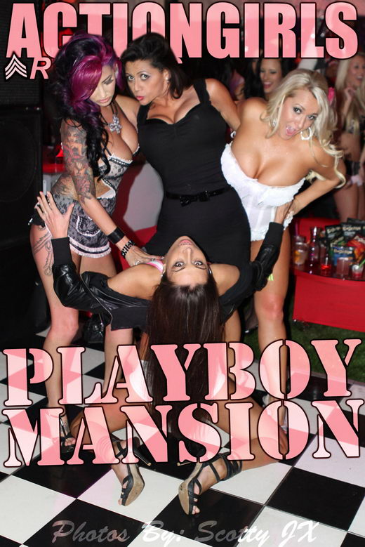 No name - `Playboy Mansion Party` - for ACTIONGIRLS