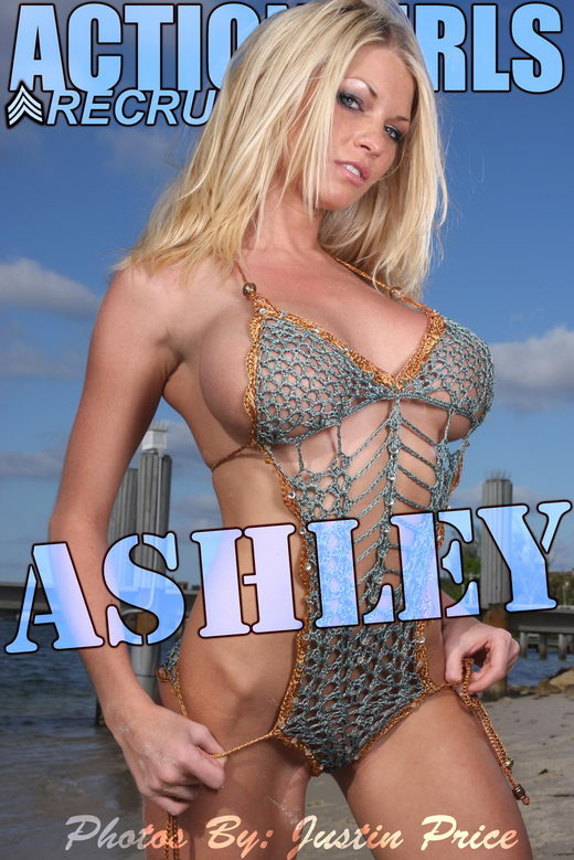 Ashley - `Beach` - for ACTIONGIRLS