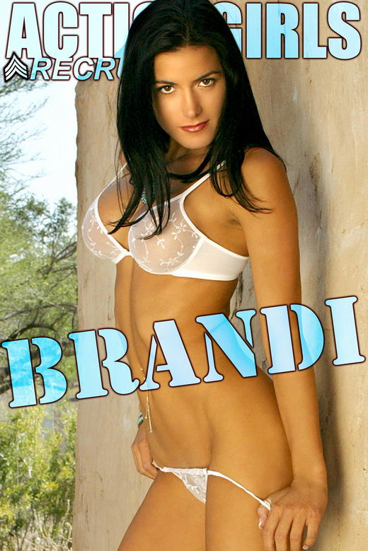 Brandi - `Adobe` - for ACTIONGIRLS