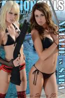 Natalie & Sara - Natalie Vs Sara
