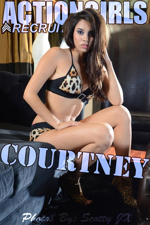 Courtney - `Couch` - for ACTIONGIRLS