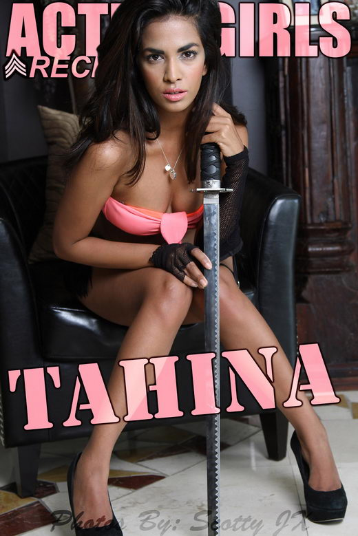 Tahina - `Sword` - for ACTIONGIRLS