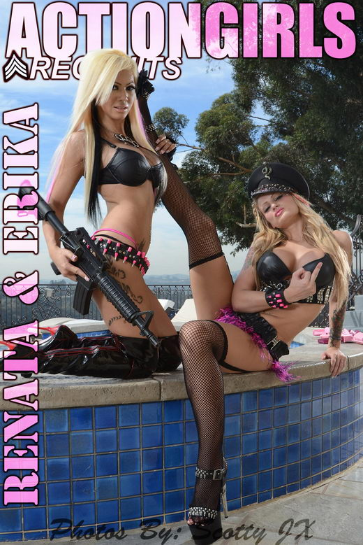 Renata & Erika - for ACTIONGIRLS