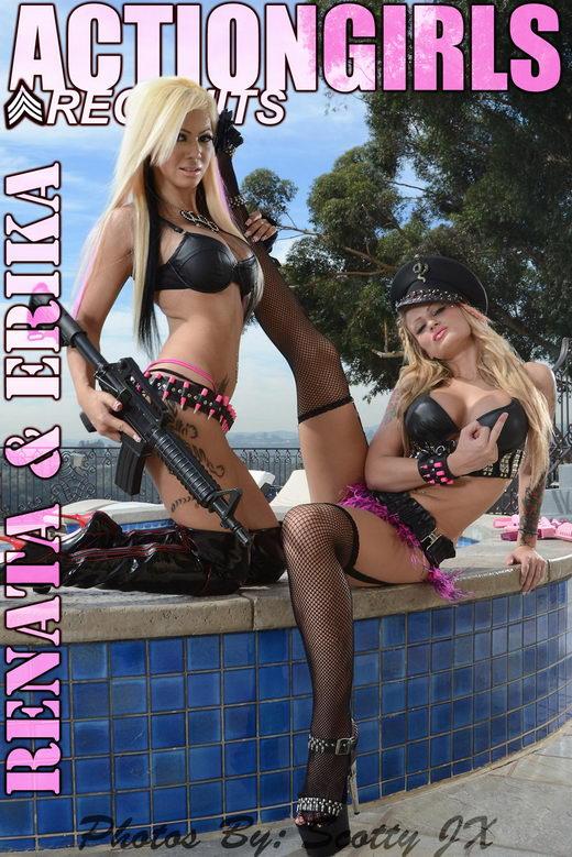 Renata & Erika - for ACTIONGIRLS