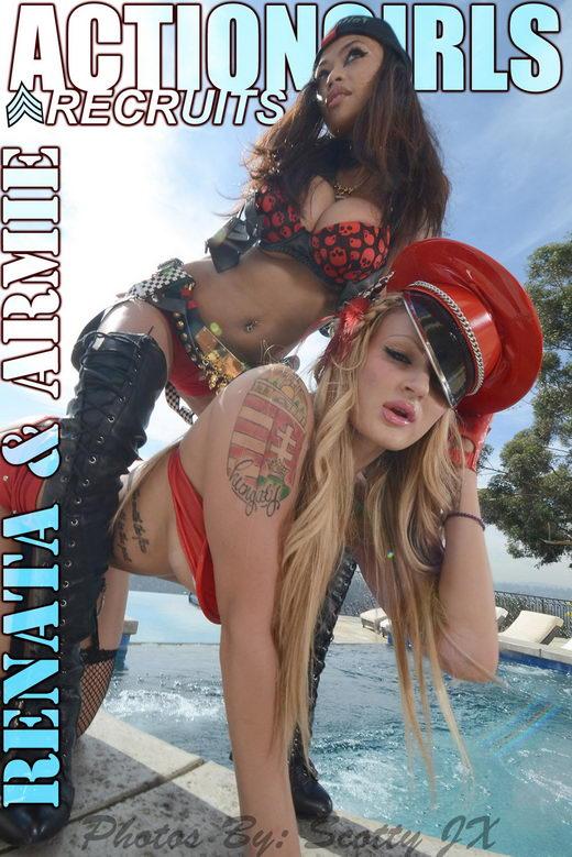 Renata & Armie - for ACTIONGIRLS