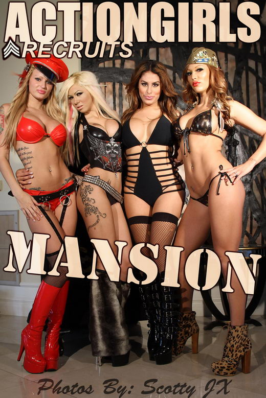 No name - `Actiongirls Mansion` - for ACTIONGIRLS