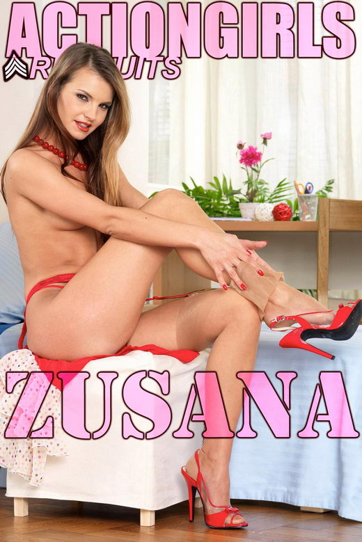 Zusana - `Red` - for ACTIONGIRLS