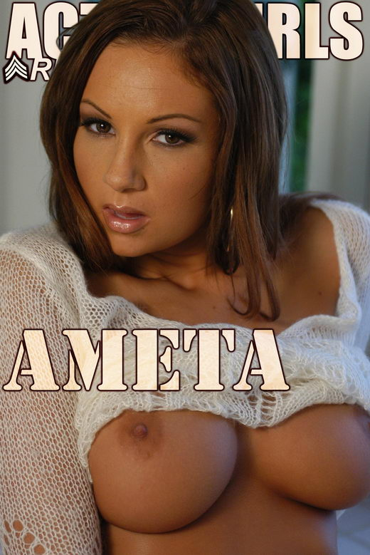 Ameta - `White` - for ACTIONGIRLS