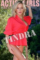 Tindra in  gallery from ACTIONGIRLS