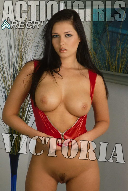 Victoria - `Red Top` - for ACTIONGIRLS