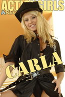 Carla in Cop gallery from ACTIONGIRLS