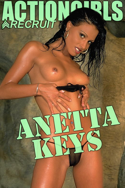 Anetta Keys - `Jungle Pool` - for ACTIONGIRLS