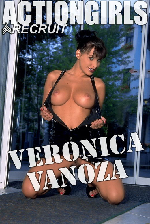 Veronica Vanoza - `Lobby` - for ACTIONGIRLS