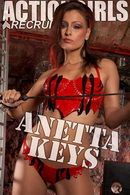 Anetta Keys - Red Corset