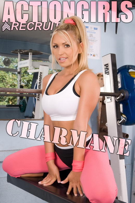 Charmane - `Workout` - for ACTIONGIRLS