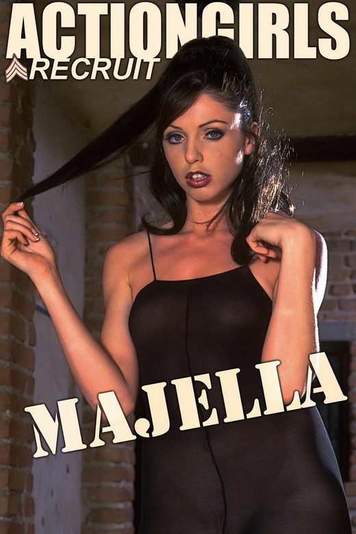 Majella - `Fishnet` - for ACTIONGIRLS