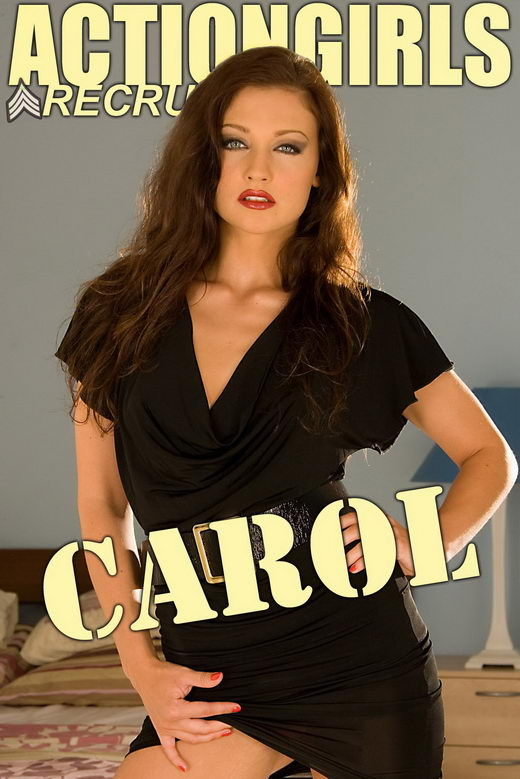 Carol - `Legs And Feet` - for ACTIONGIRLS