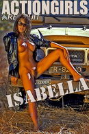 Isabella in The Outback gallery from ACTIONGIRLS