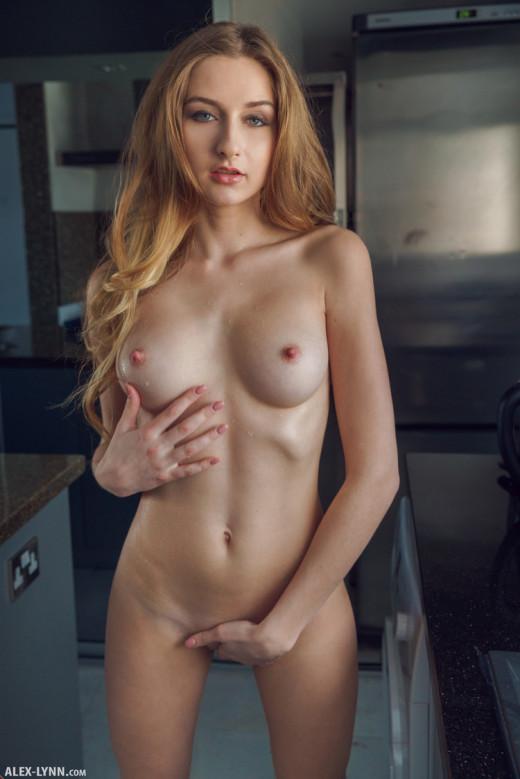 Amelia - `Naked Wet Girl` - by Alex Lynn for ALEX-LYNN