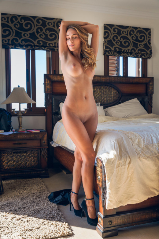 Cara Mell in Pinkish Panties gallery from ALEX-LYNN by Alex Lynn
