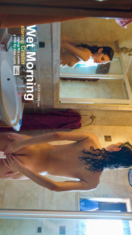 Cristin in Wet Morning video from ALEX-LYNN by Alex Lynn