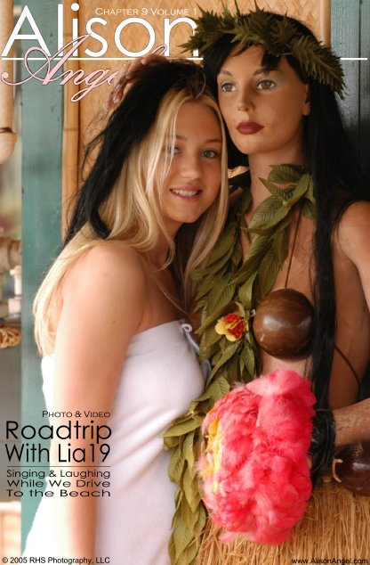 Alison Angel & Lia - `Roadtrip With Lia19` - for ALISONANGEL
