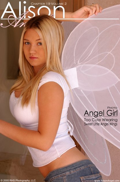 Alison Angel - `Angel Girl` - for ALISONANGEL