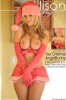 Alison Angel - Your Christmas Angelbunny