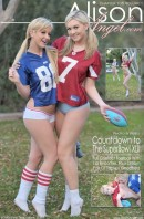 Alison Angel & Lia - Countdown to the Superbowl XLII