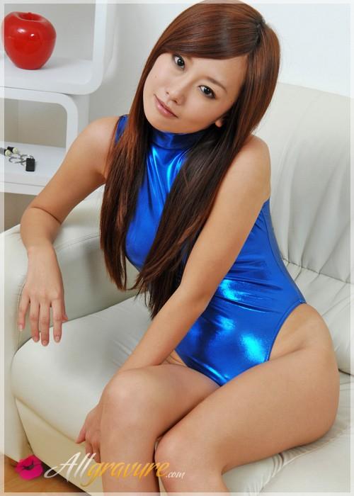 Ayako Yamanaka - `Azure` - for ALLGRAVURE