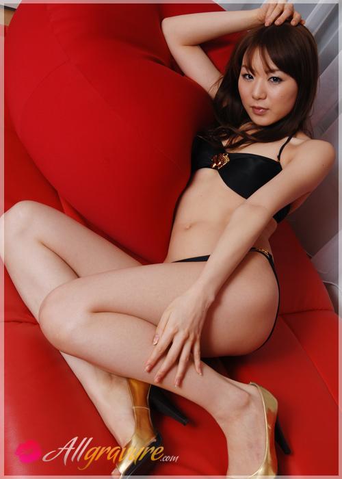 Megu Hayase - `Gold Tiger` - for ALLGRAVURE