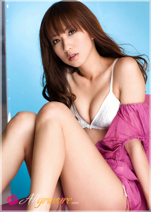 Maomi Yuuki - `Two on Set` - for ALLGRAVURE