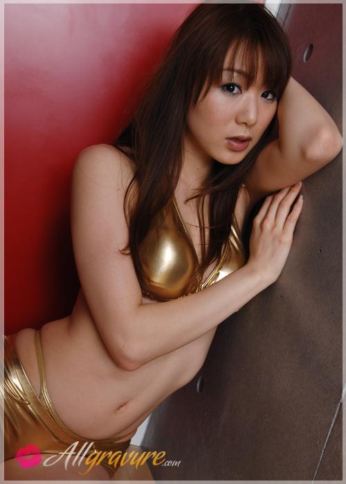 Megu Hayase - `Ass of Gold` - for ALLGRAVURE