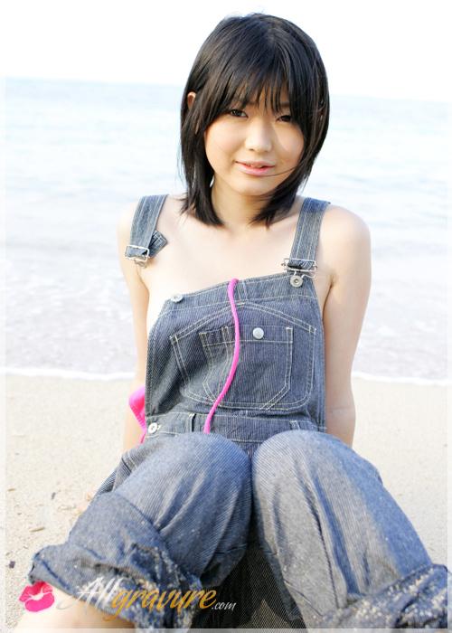 Noriko Kijima - `Overalls` - for ALLGRAVURE